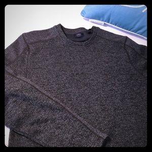 ARROW fleece lined sweater - MED